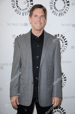 "Tim Bagley Cox arrives at ""An Evening with Web Therapy:The Craze Continues..."" at The Paley Center For Media on in Los Angeles"