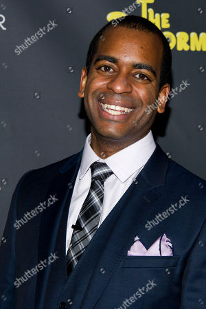 "Daniel Breaker appears at the after party for the opening night performance of the Broadway play ""The Performers"" on in New York"