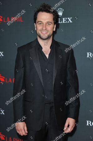 Editorial image of The Philharmonic's 2012 Opening Night Gala, Los Angeles, USA - 27 Sep 2012