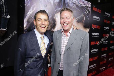 Editorial photo of The premiere of Swarovski Entertainmentâ?™s first film ROMEO & JULIET, Hollywood, USA - 24 Sep 2013