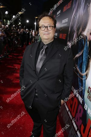 Director Carlo Carlei attends the premiere of Swarovski Entertainment's first film ROMEO & JULIET, distributed by Relativity Media and in theaters nationwide October 11th on in Hollywood, Calif