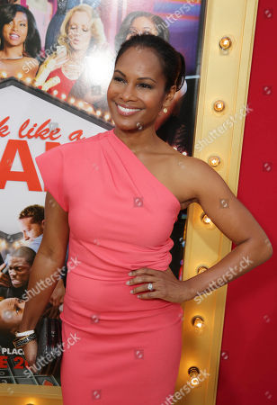 Robinne Lee seen at the The World Premiere of Screen Gems' 'Think Like a Man Too' on in Los Angeles