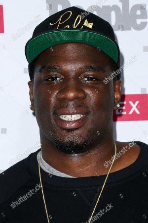 "Donovan Carter attends the Third Annual People Magazine ""Ones To Watch"" Party held at Ysabel, in West Hollywood, Calif"