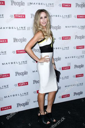 "Astrid Swan attends the Third Annual People Magazine ""Ones To Watch"" Party held at Ysabel, in West Hollywood, Calif"