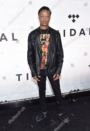 Editorial image of Tidal X: 1015 Benefit Concert, New York, USA - 15 Oct 2016