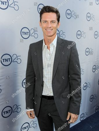 Editorial image of TNT 25th Anniversary Party - Red Carpet, Beverly Hills, USA - 24 Jul 2013