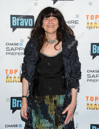 "Top Chef Master Judge Ruth Reichl attends ""Top Chef Masters"" Season 5 Premiere Tasting Event presented by Chase Sapphire Preferred and Bravo at 82 Mercer on in New York"