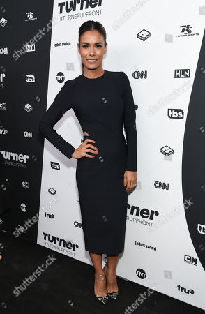 Actress Daniella Alonso attends the Turner Network 2016 Upfronts at Nick & Stefâ?™s Steakhouse, in New York