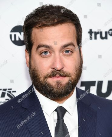 Stock Photo of Brian Sacca attends the Turner Network 2016 Upfronts at Nick & Stef's Steakhouse, in New York