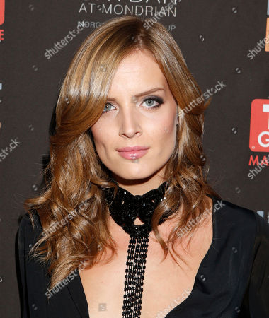 DJ Alex Merrell attends TV Guide Magazine's 2012 Hot List Party at Skybar at the Mondrian Hotel on in West Hollywood, California