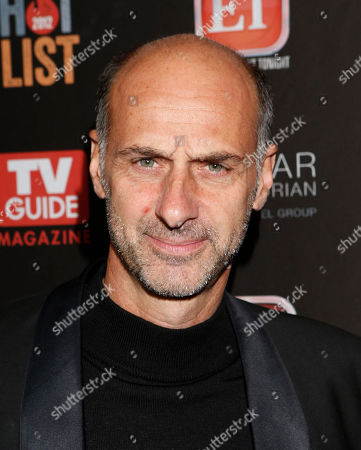 David Marciano attends TV Guide Magazine's 2012 Hot List Party at Skybar at the Mondrian Hotel on in West Hollywood, California
