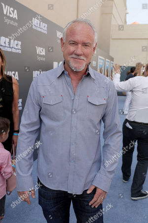 """Composer John Debney seen at Twentieth Century Fox """"Ice Age: Collision Course"""" Friends and Family Screening at Zanuck Theater, in Los Angeles"""