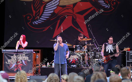 Uncle Kracker performs during the Under the Sun Tour 2015 at Chastain Park Amphitheater, in Atlanta