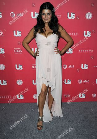 "Jennifer Gimenez arrives at US Weekly's ""Hot Hollywood Style"" Issue Event at The Emerson Theatre on in Los Angeles"