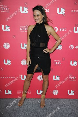 "Josie Maran arrives at US Weekly's ""Hot Hollywood Style"" Issue Event at The Emerson Theatre on in Los Angeles"