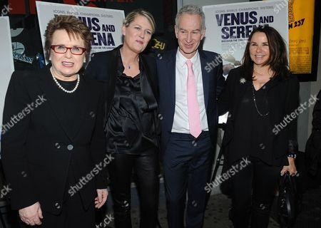 Editorial image of Venus and Serena Special Screening, New York, USA - 2 May 2013