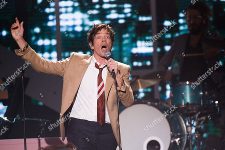 """Nate Ruess performs at """"VH1 Big Music in 2015: You Oughta Know"""" at The Armory Foundation, in New York"""