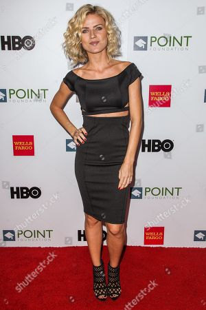 Editorial picture of Voices on Point Gala - Arrivals, Los Angeles, USA - 3 Oct 2015