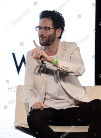 Guy Gerber attends the International Music Summit - IMS Engage at W Hollywood,, in Los Angeles