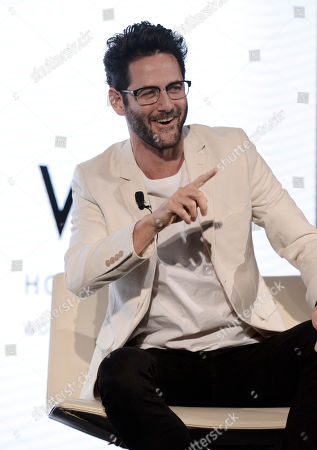 Guy Gerber attends the International Music Summit - IMS Engage at the W Hollywood,, in Los Angeles