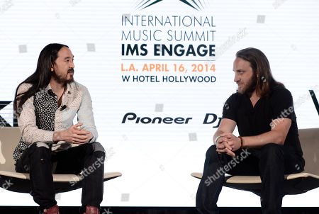 Editorial photo of W Hotels Worldwide and IMS Engage at W , Hollywood, USA - 16 Apr 2014