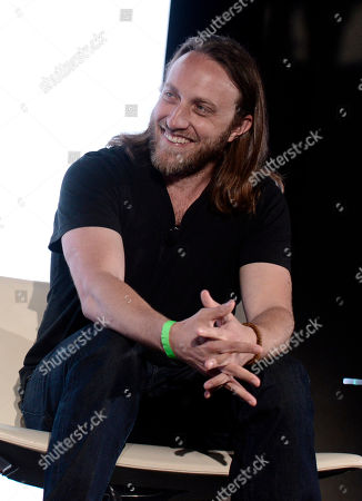 Chad Hurley attends the International Music Summit - IMS Engage at the W Hollywood,, in Los Angeles