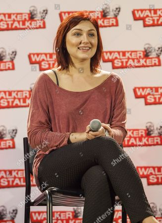 Editorial picture of Walker Stalker 2016 - Day 2, Chicago, USA - 29 May 2016