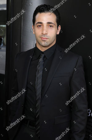Johnny Cannizzaro seen at the Warner Bros. Premiere of 'Jersey Boys' at the 2014 Los Angeles Film Festival held at Regal Cinemas LA Live Stadium 14, in Los Angeles