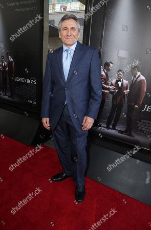 Lou Volpe seen at the Warner Bros. Premiere of 'Jersey Boys' at the 2014 Los Angeles Film Festival held at Regal Cinemas LA Live Stadium 14, in Los Angeles