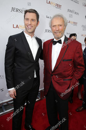 Editorial photo of Warner Bros Premiere of 'Jersey Boys' at the 2014 Film Festival, Los Angeles, USA - 19 Jun 2014