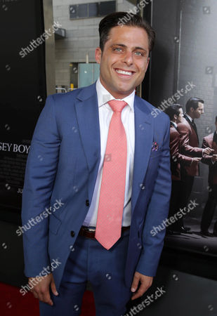 Editorial image of Warner Bros Premiere of 'Jersey Boys' at the 2014 Film Festival, Los Angeles, USA - 19 Jun 2014