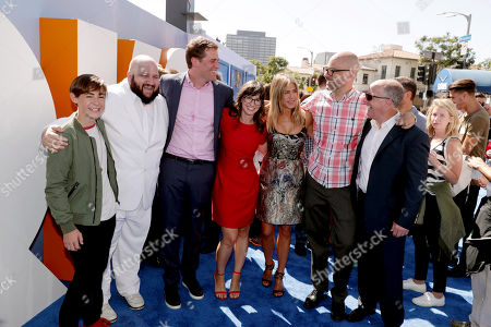 Editorial photo of Warner Bros. Pictures and Warner Animation Group World Premiere of STORKS, Los Angeles, USA - 17 Sep 2016