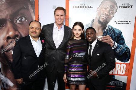 "Editorial photo of Warner Bros. Pictures Los Angeles Premiere of ""Get Hard"", Hollywood, USA - 25 Mar 2015"