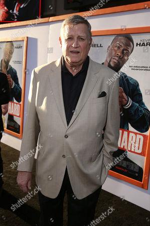 """Ken Howard seen at Warner Bros. Pictures Los Angeles Premiere of """"Get Hard"""", in Hollywood"""