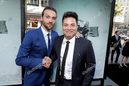 "Editorial picture of Warner Bros. Premiere of ""Lights Out"", Los Angeles, USA - 19 Jul 2016"