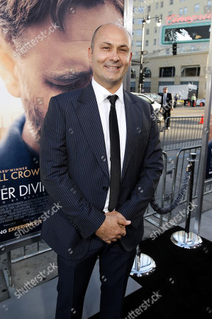"""Editorial photo of Warner Bros. Premiere of """"The Water Diviner"""", Los Angeles, USA - 16 Apr 2015"""