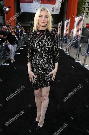 "Jacqueline McKenzie seen at Warner Bros. Premiere of ""The Water Diviner"", in Los Angeles"
