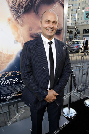"""Editorial picture of Warner Bros. Premiere of """"The Water Diviner"""", Los Angeles, USA - 16 Apr 2015"""