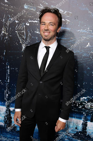 "Kick Gurry seen at Warner Bros' Los Angeles Premiere of ""Jupiter Ascending"", in Los Angeles"