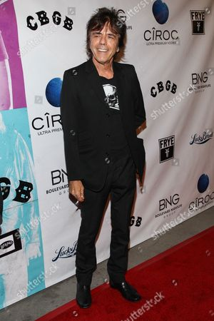 """Editorial photo of West Coast Special Screening of """"CBGB"""" - Arrivals, Los Angeles, USA - 1 Oct 2013"""