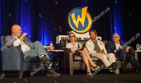 Editorial photo of Wizard World Comic-Con 2016 - Day 2, Chicago, USA - 20 Aug 2016