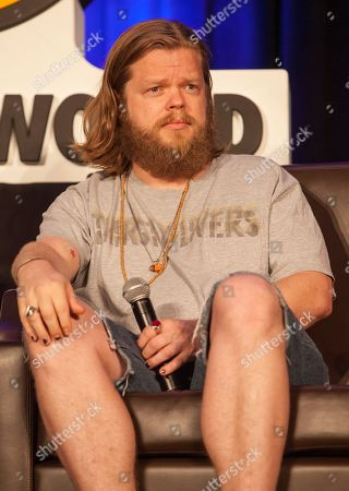 Elden Henson during Wizard World Chicago Comic-Con at the Donald E. Stephens Convention Center, in Chicago