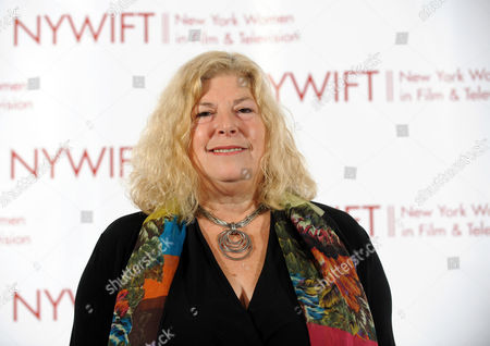 Debra Zimmerman, of Women Make Movies, is honored with the Loreen Arbus Award at the 32nd annual Muse Awards presented by New York Women in Film & Television (NYWIFT), in New York. Also honored today were actors Mariska Hargitay and Lucy Liu, Kim Martin, of WE tv, and documentary filmmaker Lisa F. Jackson
