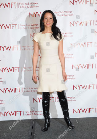 Editorial photo of Women in Film & Television Muse Awards, New York, USA - 13 Dec 2012