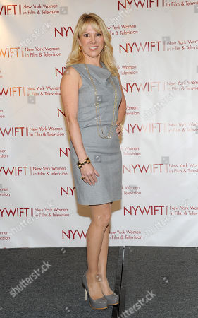 Editorial picture of Women in Film & Television Muse Awards, New York, USA - 13 Dec 2012