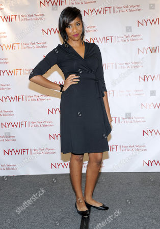 Event emcee Jessica Williams attends the 32nd annual Muse Awards presented by New York Women in Film & Television (NYWIFT), in New York, which honored actors Mariska Hargitay and Lucy Liu, WE tv President Kim Martin and documentary filmmaker Lisa F. Jackson