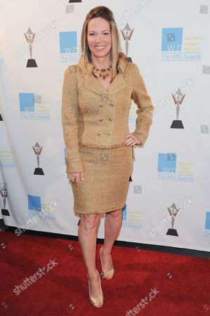Maria Arena Bell attends the 14th Annual Women's Image Network Awards at Paramount Studios, in Los Angeles