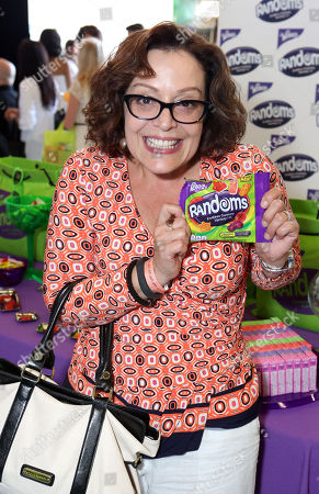 Editorial picture of WONKA Randoms - Emmy Gift Suite, Los Angeles, USA - 23 Aug 2014