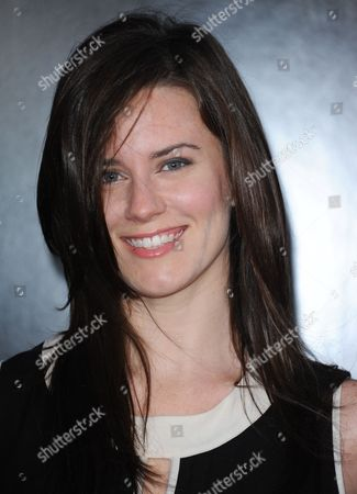 "Stock Picture of Katie Featherston arrives at the world premiere of ""Insidious: Chapter 2"" at Universal CityWalk on in Universal City, Calif"