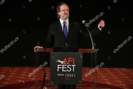 AFI President and CEO Bob Gazzale seen at World Premiere Gala Screening of Sony Pictures 'Concussion' at AFI Fest 2015 at TCL Chinese Theatre, in Hollywood, CA